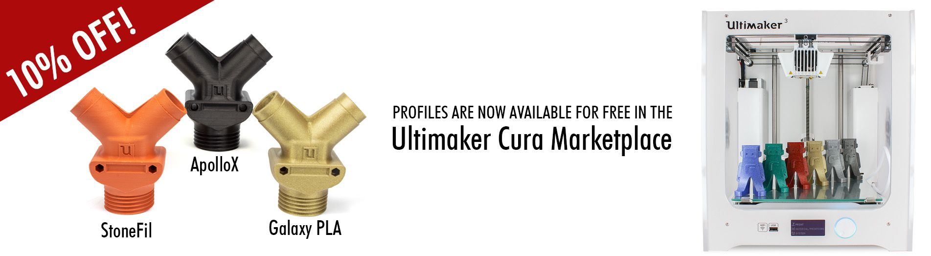 FormFutura participates in Ultimaker Material Alliance Program