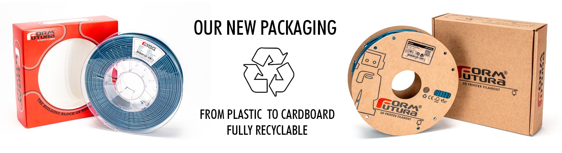 FormFutura moves to complete sustainable packaging