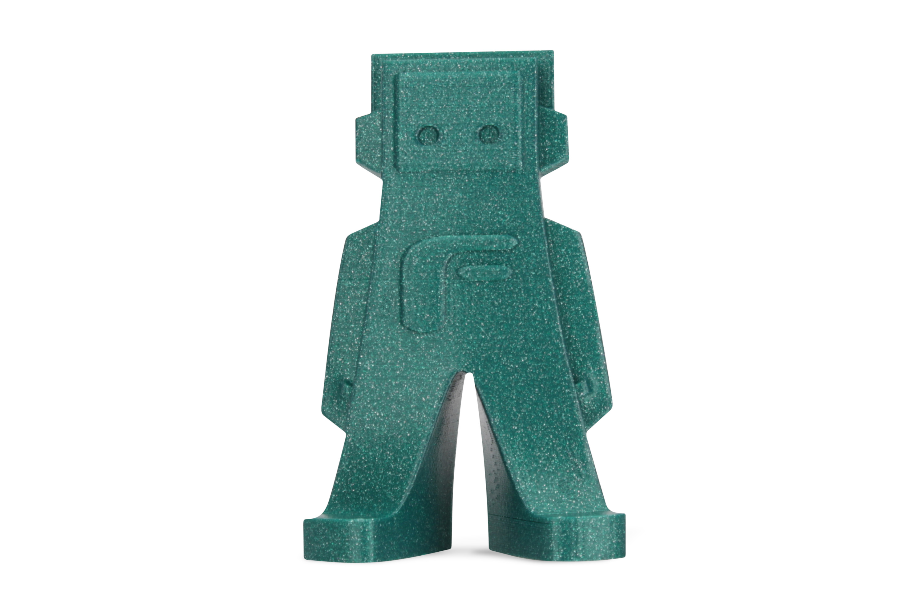 Fil Futura in Galaxy PLA - Opal Green