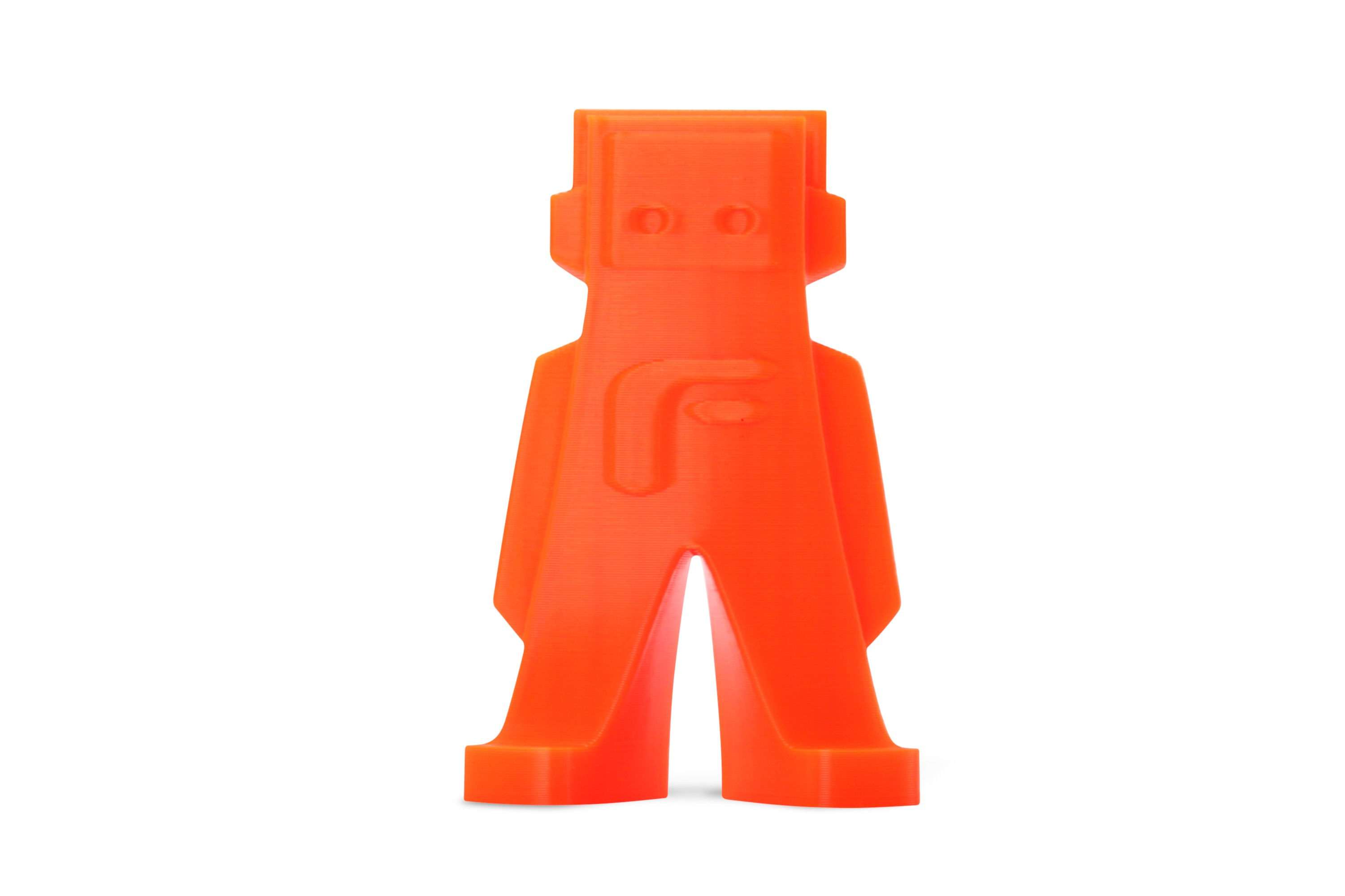 Fil Futura in Premium PLA - Dutch Orange
