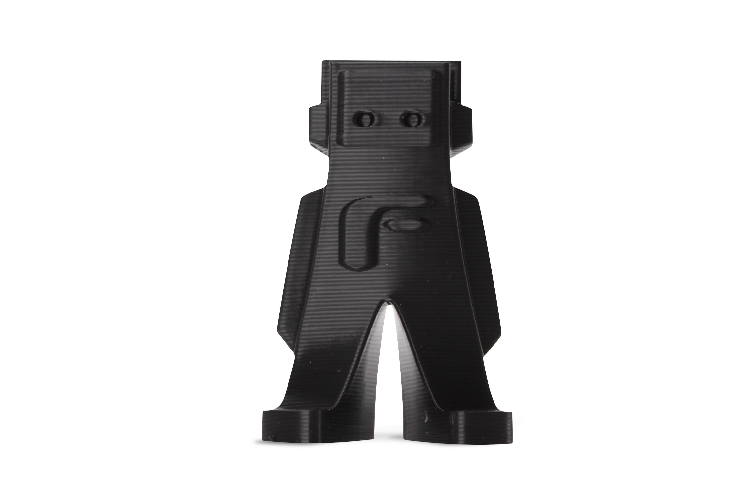 Fil Futura in Premium PLA - Strong Black